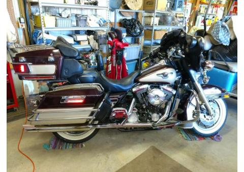 "1998 Harley-Davidson ""95th Anniversary"" Ultra-Classic for Sale…"