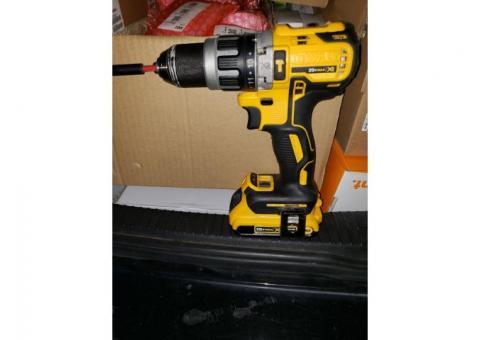 Dewalt hammer drill XR