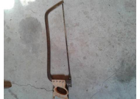 Older and vintage saws